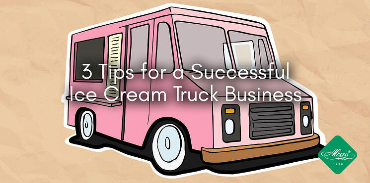3 Tips for a Successful Ice Cream Truck Business