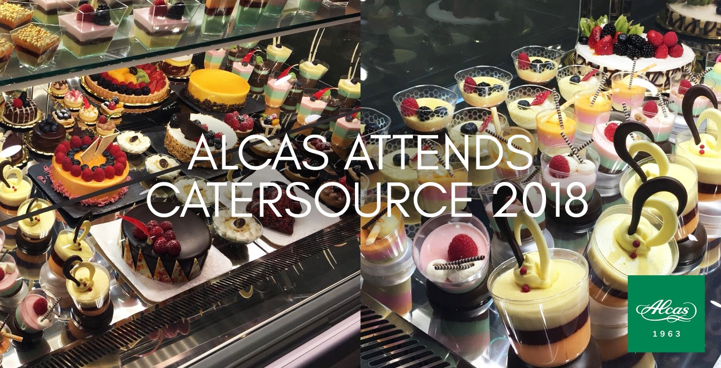 ALCAS ATTENDS CATERSOURCE 2018