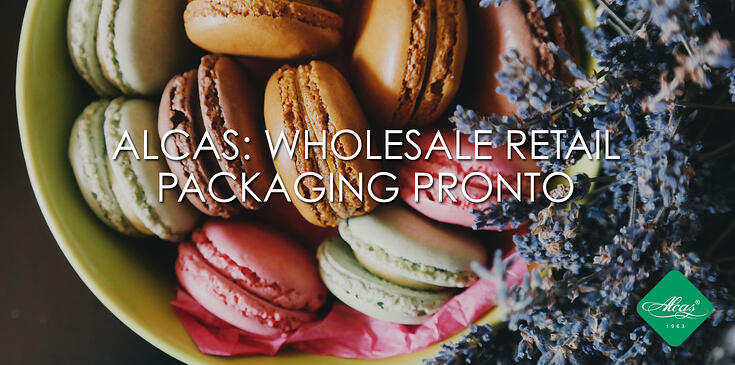 alcas WHOLESALE RETAIL PACKAGING PRONTO