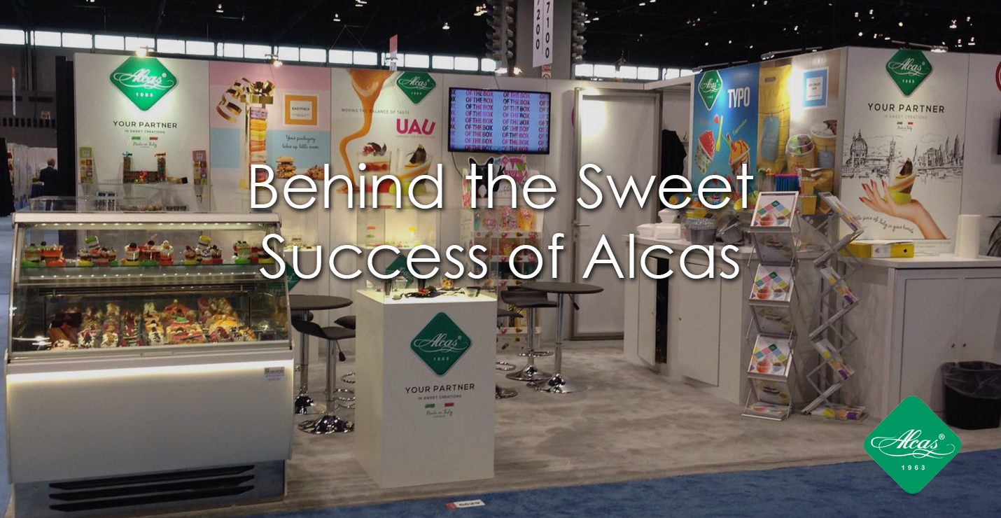 BEHIND THE SWEET SUCCESS OF ALCAS