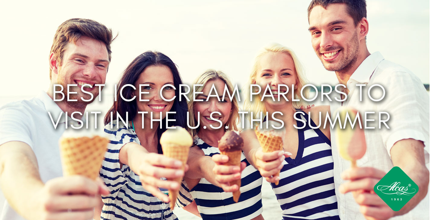 BEST ICE CREAM PARLORS TO VISIT IN THE U.S. THIS SUMMER