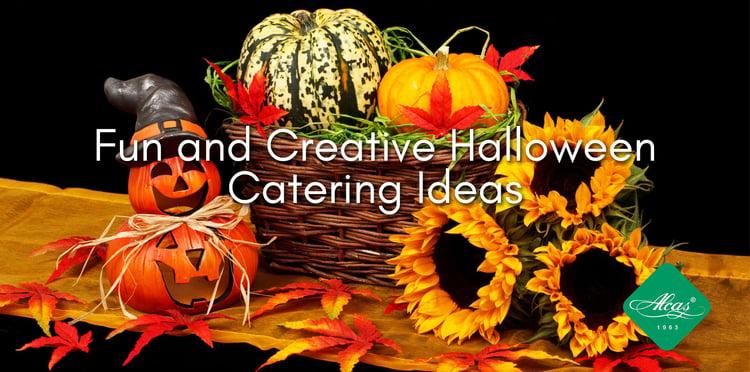 fun and creative halloween catering ideas