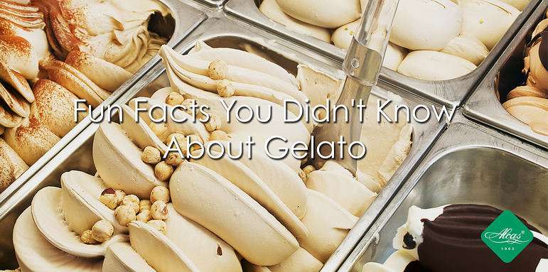 Fun facts you didn't know about gelato