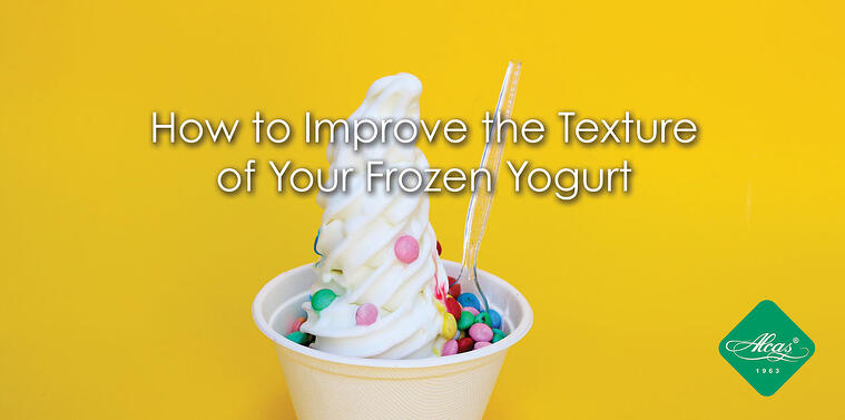 How to Improve the Texture of Your Frozen Yogurt