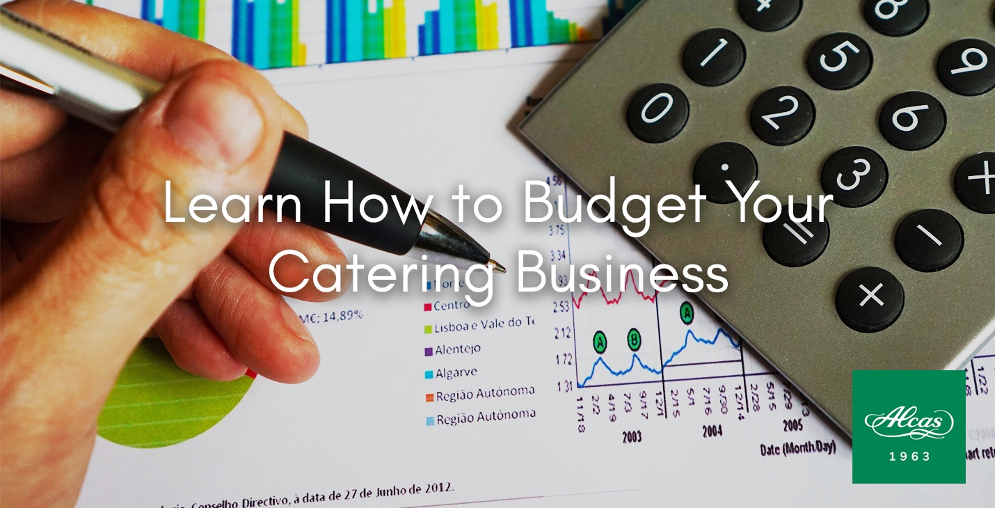 Learn How to Budget Your Catering Business
