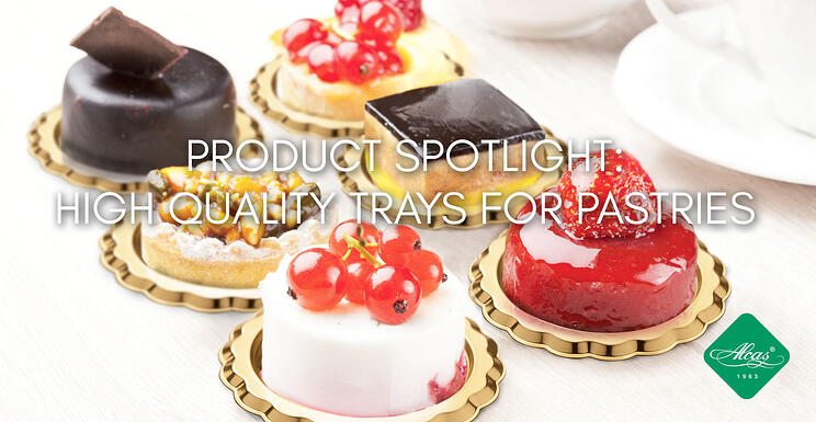PRODUCT SPOTLIGHT: HIGH QUALITY TRAYS FOR PASTRIES