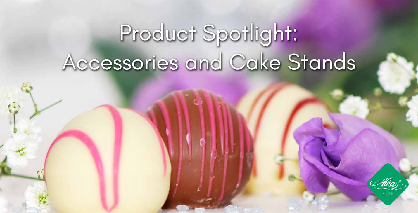 Product Spotlight Accessories and Cake Stands Alcas 4