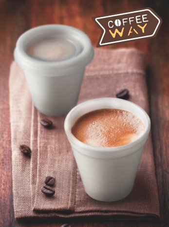 PRODUCT SPOTLIGHT: COFFEE WAY - STYROFOAM CUPS & TO-GO CONTAINERS 2