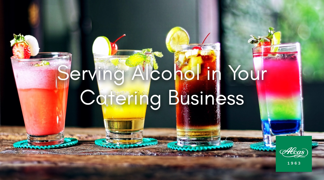 Serving Alcohol in Your Catering Business