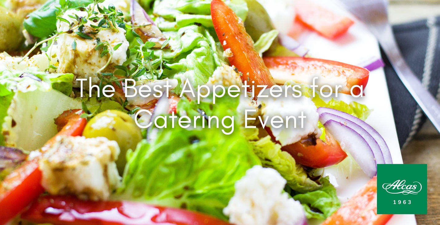 The Best Appetizers for a Catering Event