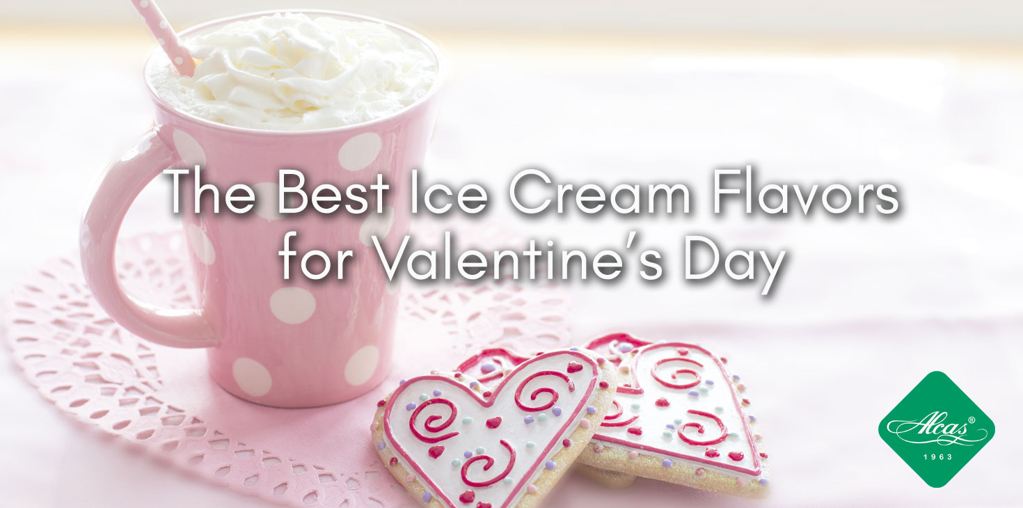 The Best Ice Cream Flavors for Valentines Day