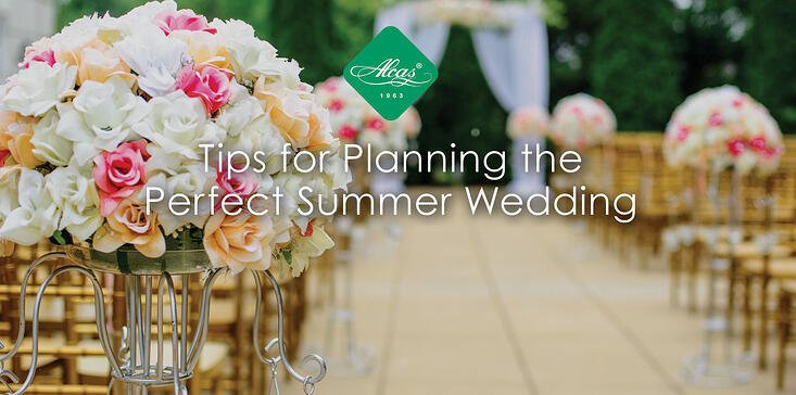 Tipsfor Planning the Perfect Summer Wedding