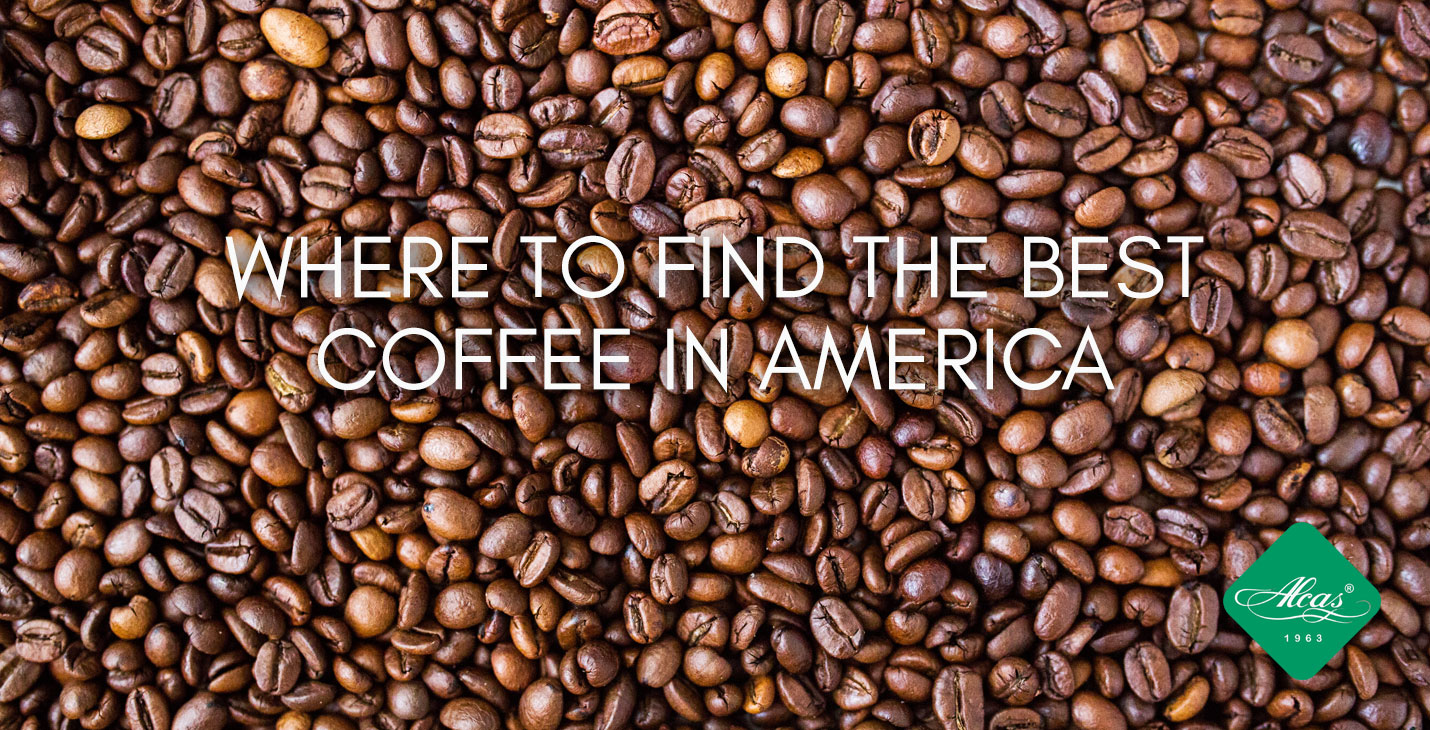WHERE TO FIND THE BEST COFFEE IN AMERICA